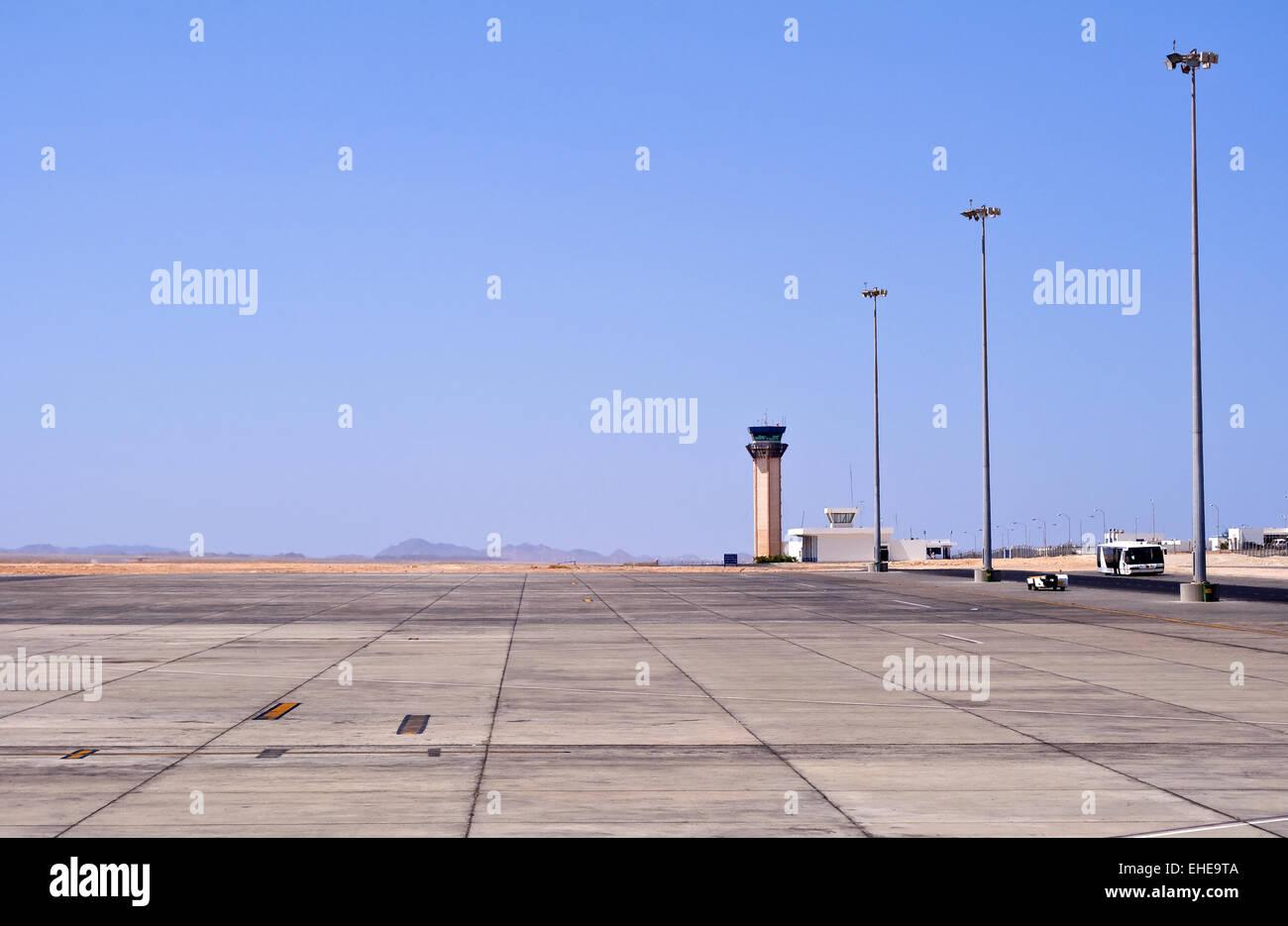 Flughafen Marsa Alam ägypten Stockfoto Bild 79605690 Alamy