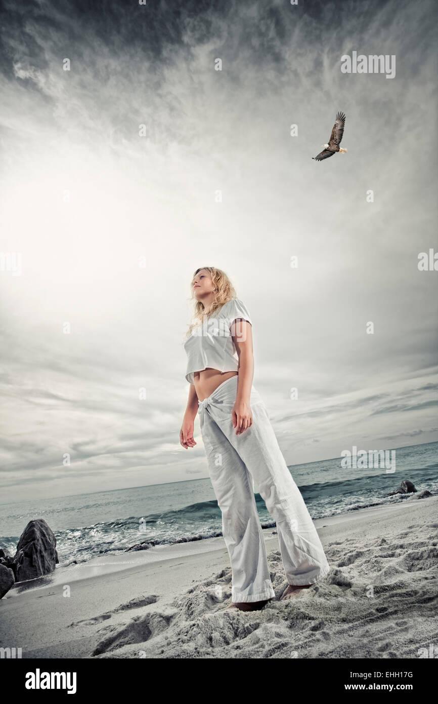Gemütlich Tropische Kleider Für Hochzeit Am Strand Zeitgenössisch ...