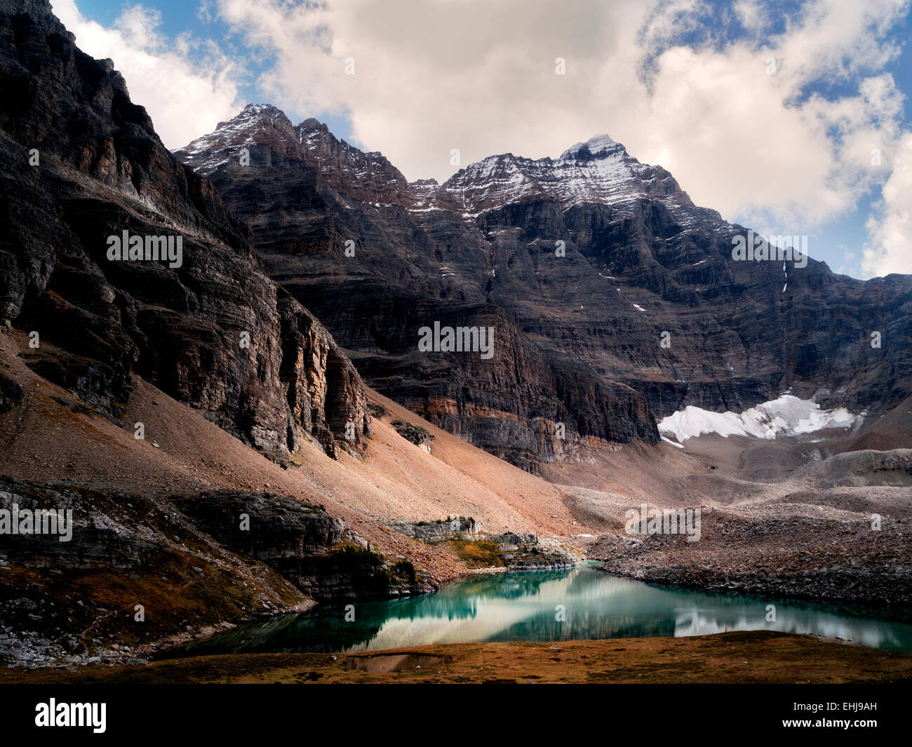 Yoho National Park, Opabin Plateau, British Columbia, Kanada Stockbild