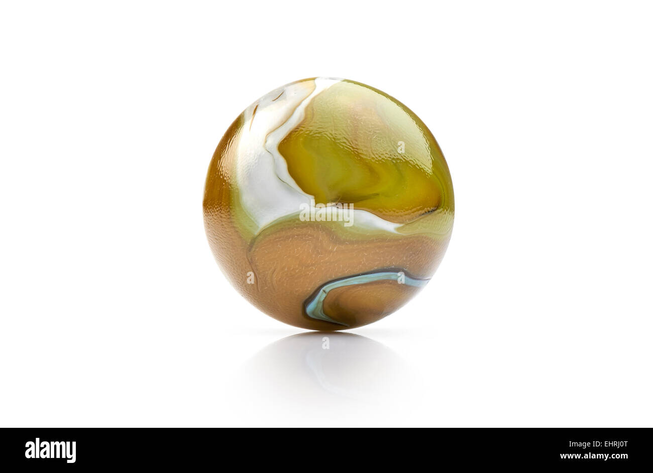 Marbles Glass Isolated Stockfotos & Marbles Glass Isolated Bilder ...