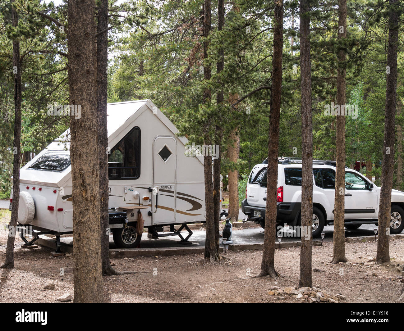 des geistlichen ridge campingplatz, golden gate canyon state park