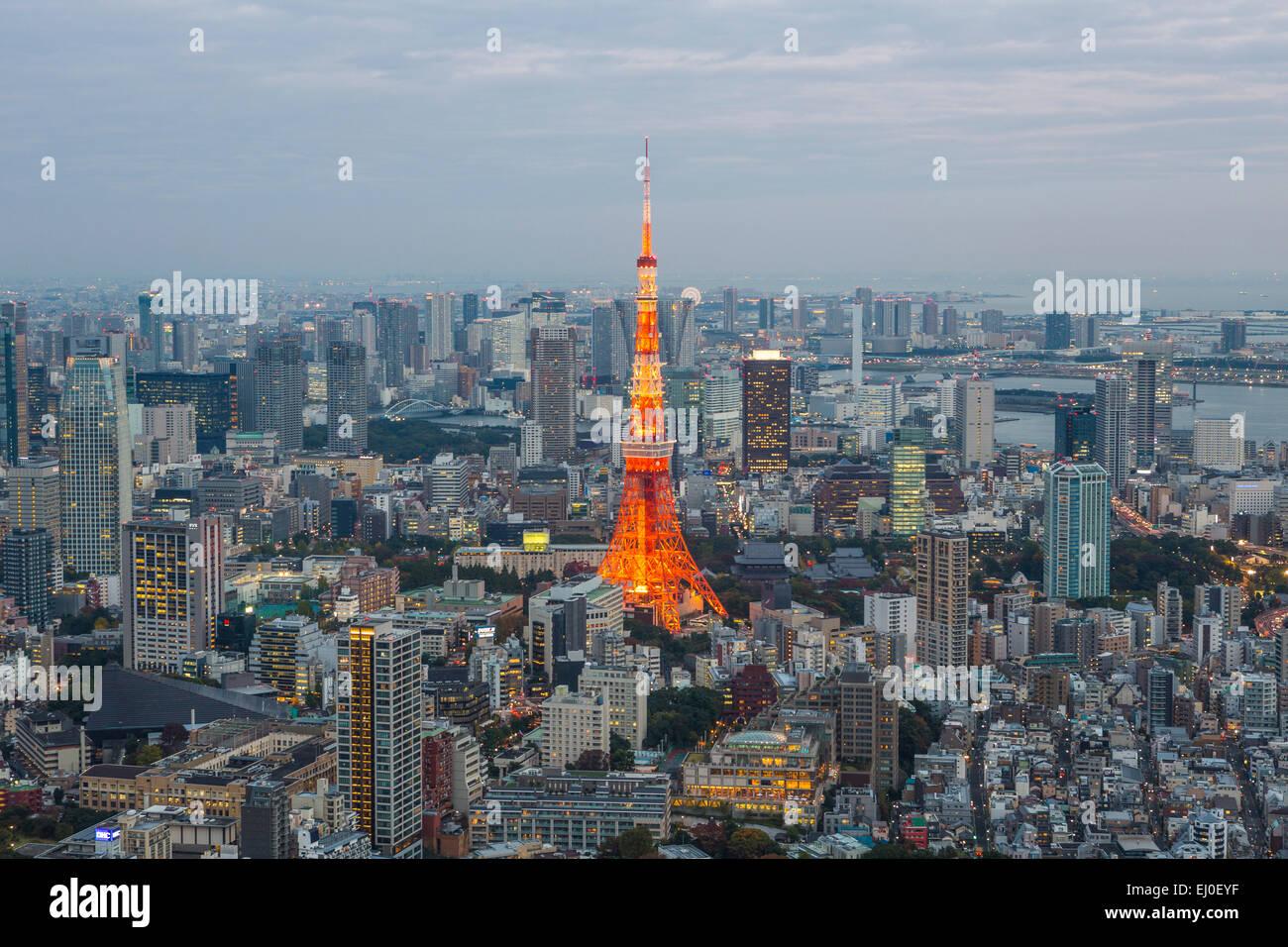 City japan asien landschaft roppongi hills tokyo - Architektur tokyo ...