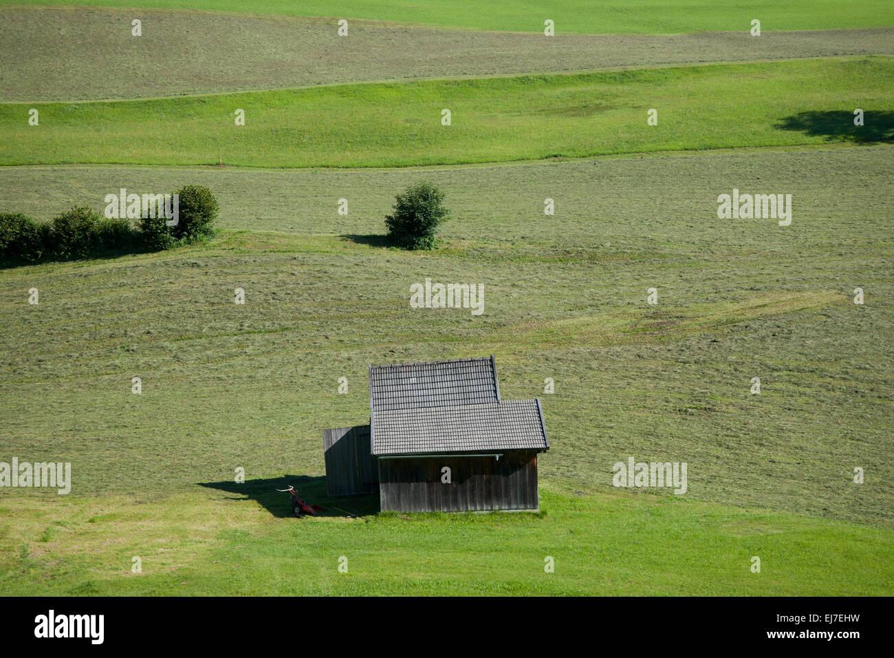 Reitererplateau, Aussee, Salzkammergut, Steiermark, Österreich Stockbild