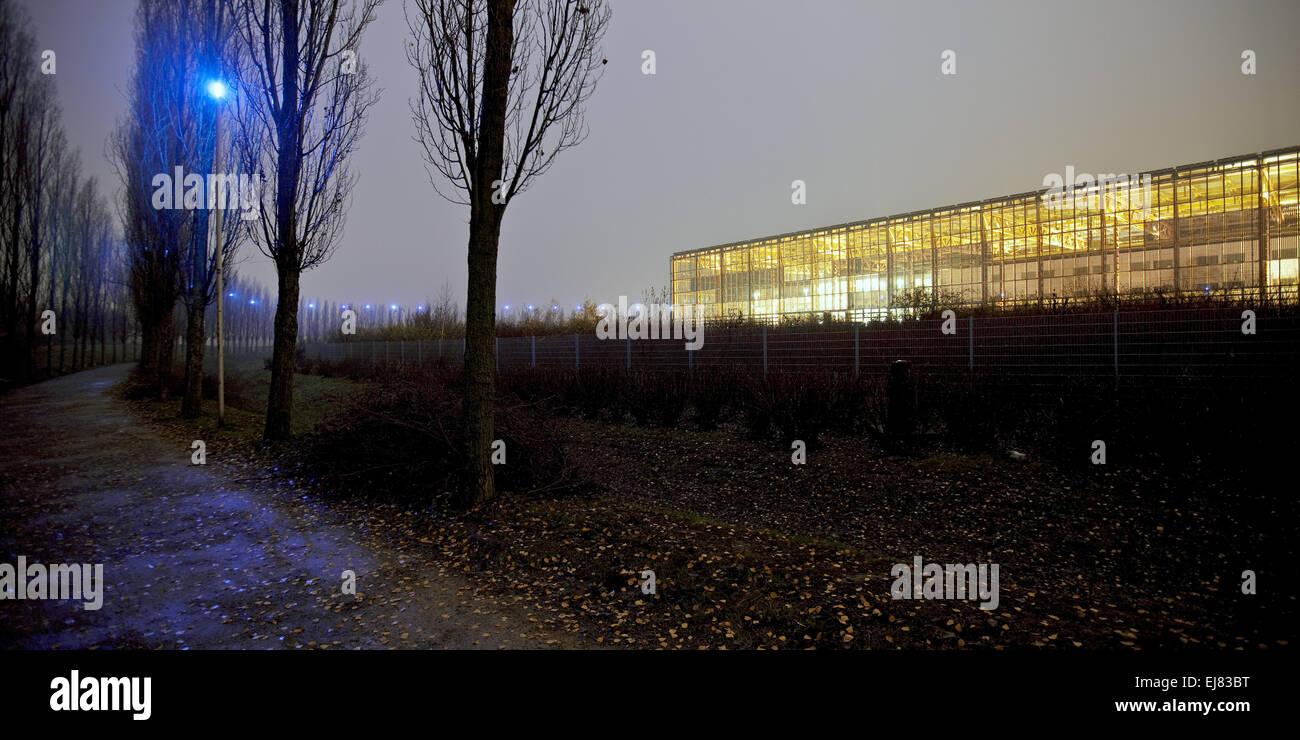 Weiterbildung Akademie Mont Cenis, Herne Stockbild