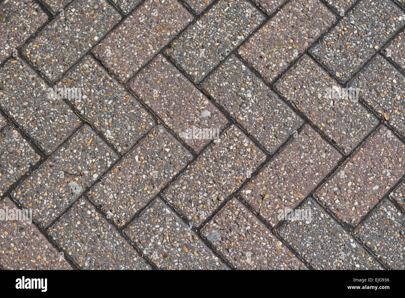 fischgrätmuster ziegel stockfoto, bild: 80263658 - alamy