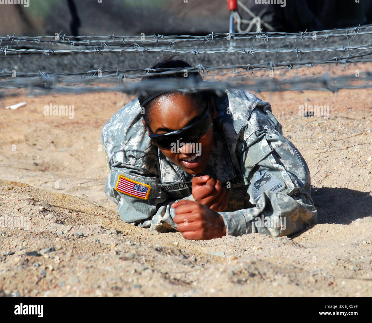 War Wire Obstacles Barbed Stockfotos & War Wire Obstacles Barbed ...