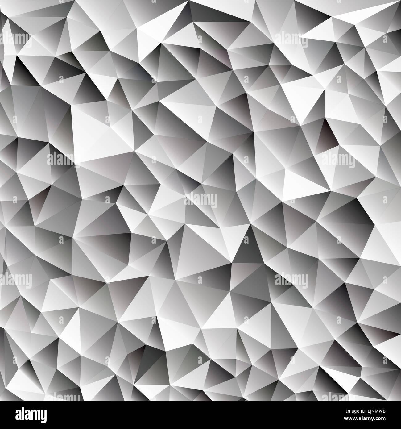 3d Abstract Scheint Eis Wurfel Vektor Geometrische