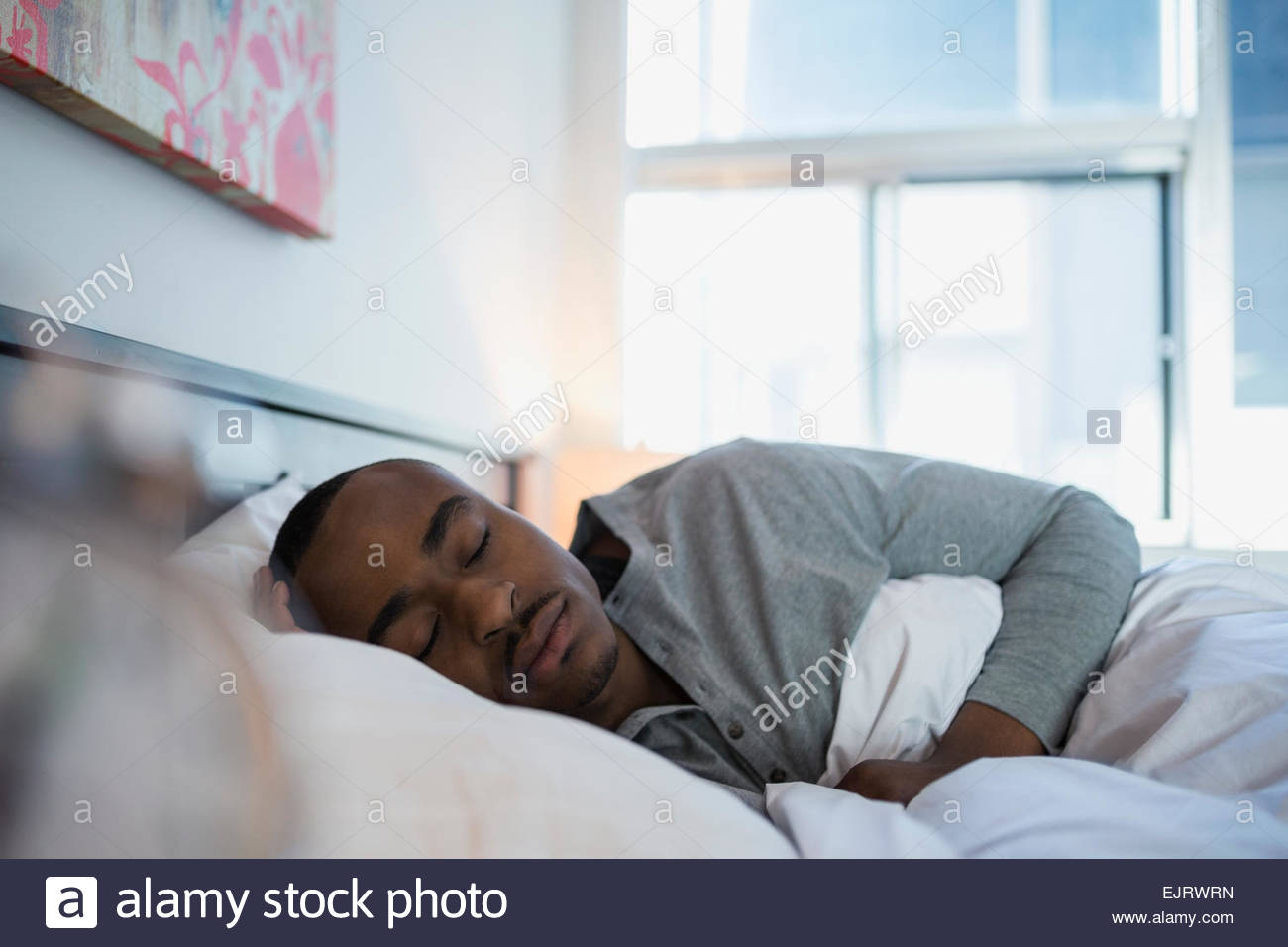 sleeping stockfotos sleeping bilder alamy. Black Bedroom Furniture Sets. Home Design Ideas