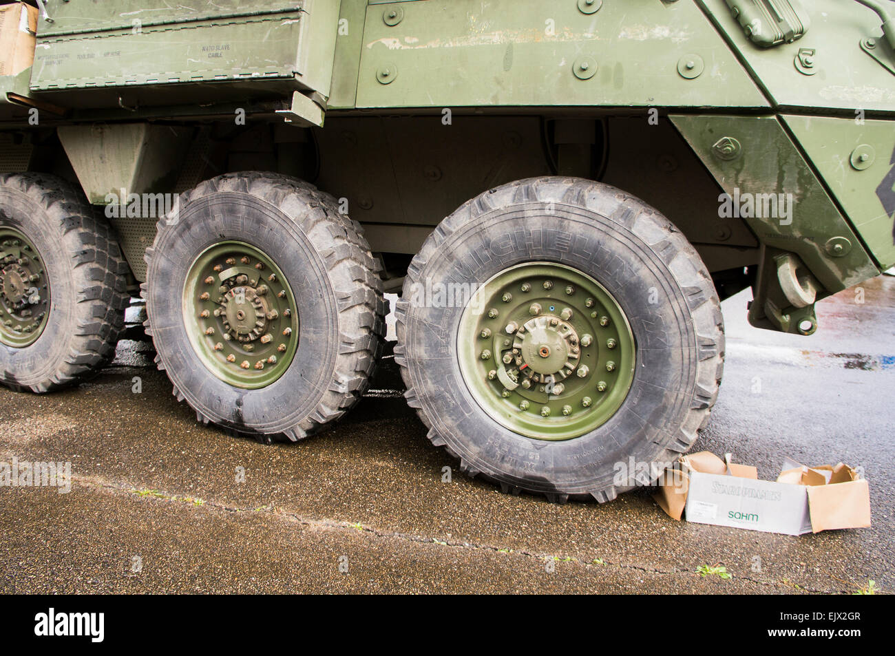 Armored Fighting Vehicle Stockfotos & Armored Fighting Vehicle ...