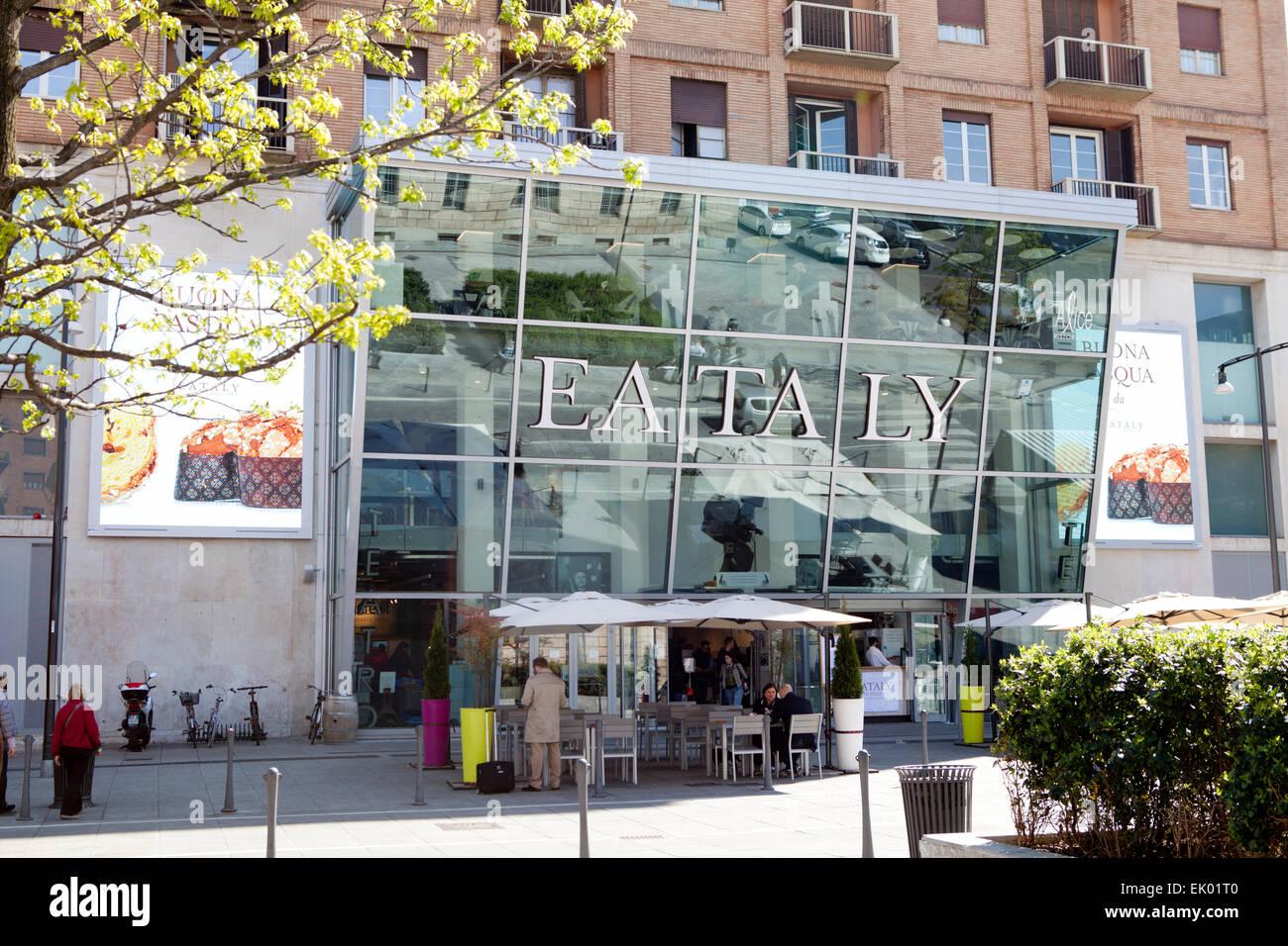 Eataly Mailand Stockfotos Und Bilder Kaufen Alamy