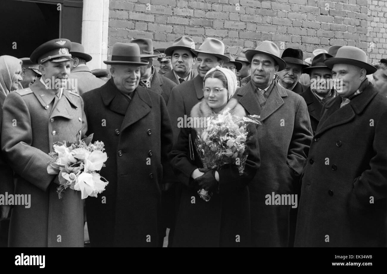 Moskau UDSSR Erster Sekretr der kommunistischen Partei der