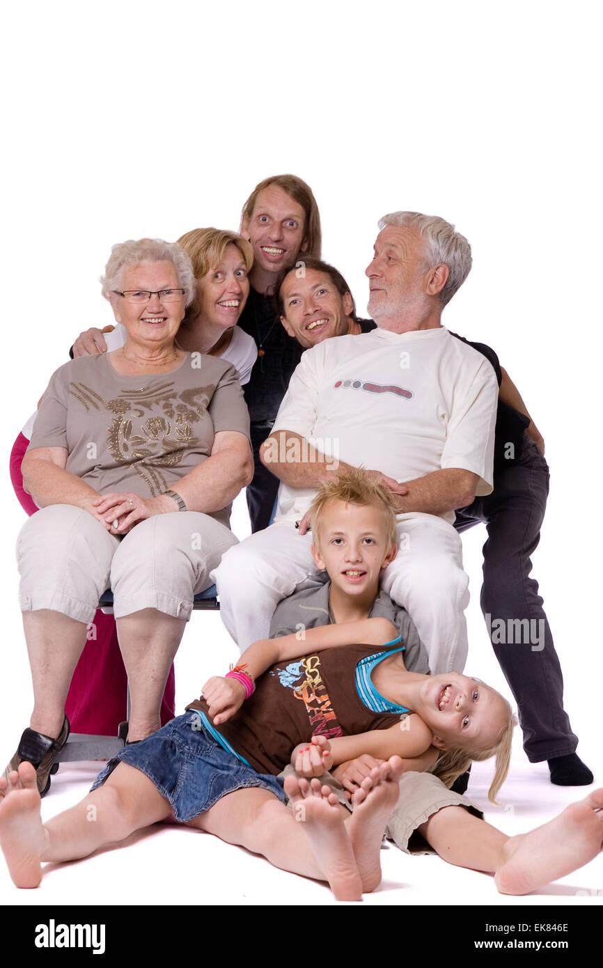 Acting Family Stockfotos & Acting Family Bilder - Alamy