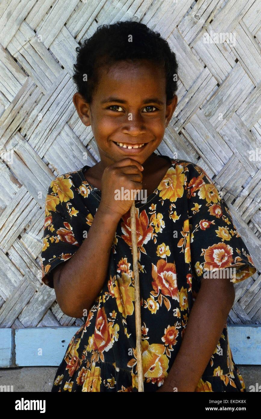 Fidschi Mädchen Bilder
