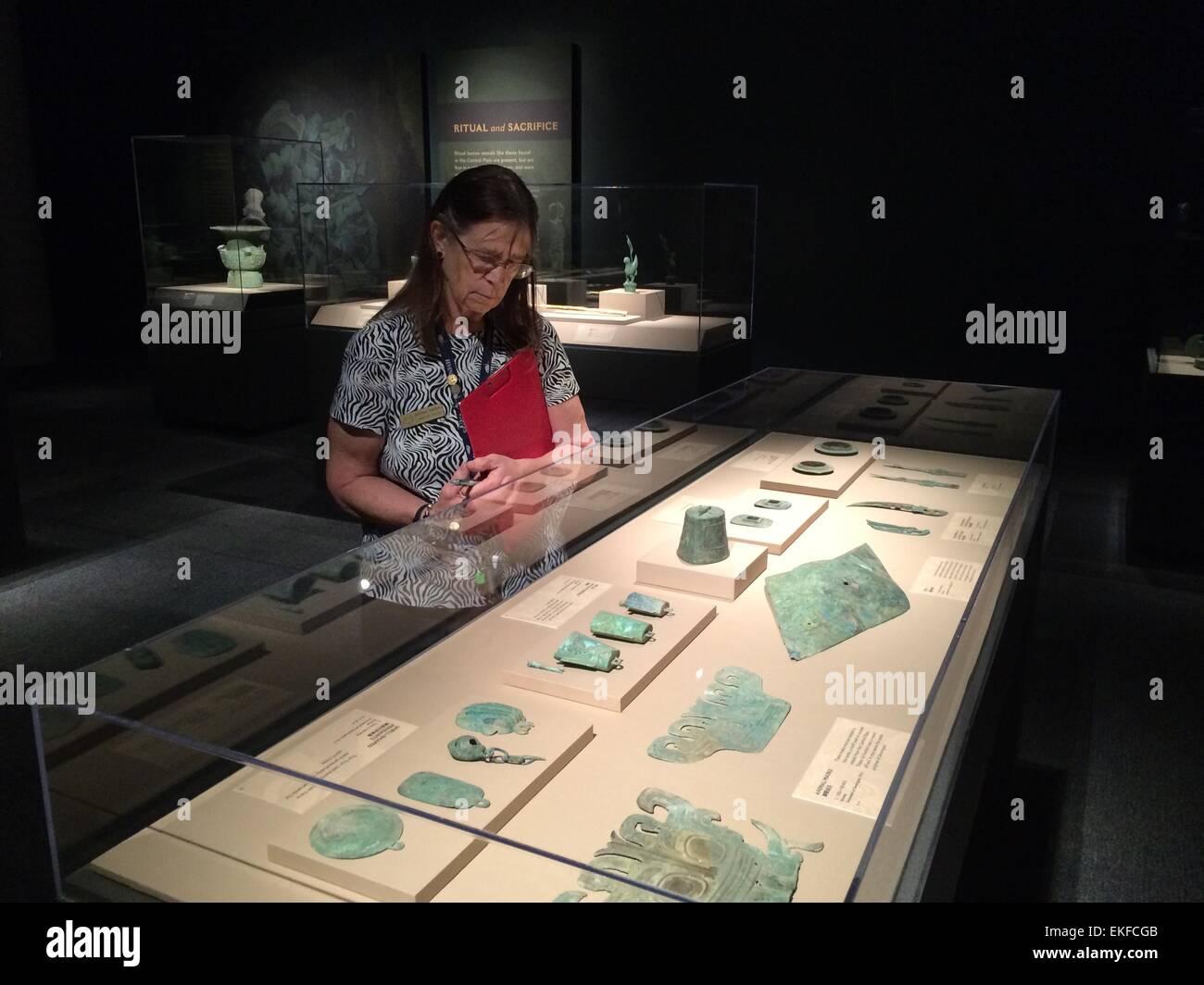Datieren von einheimischen amerikanischen Artefakten