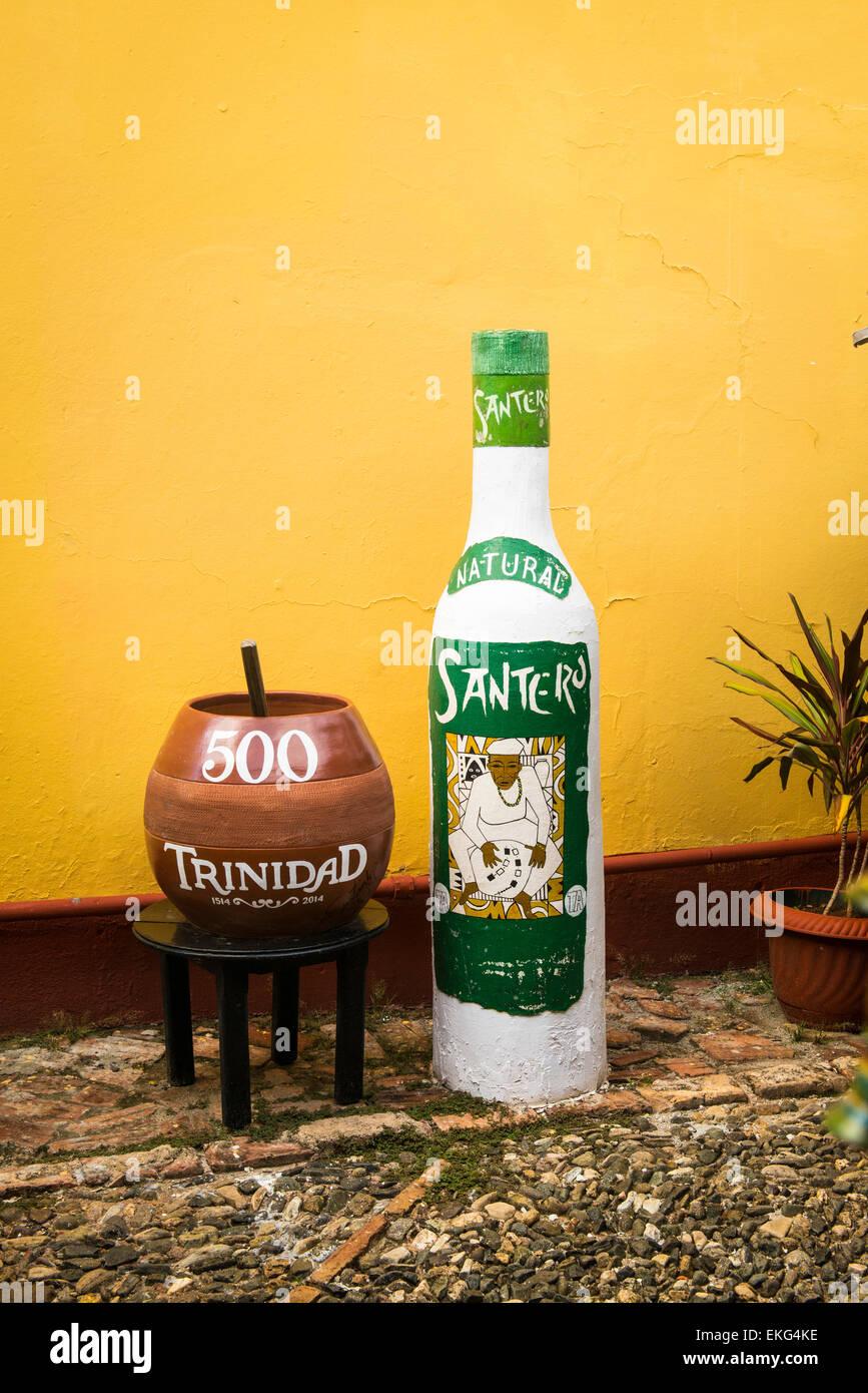 Kuba-Trinidad La Canchanchara bar nach Hause cocktail gleichnamigen ...