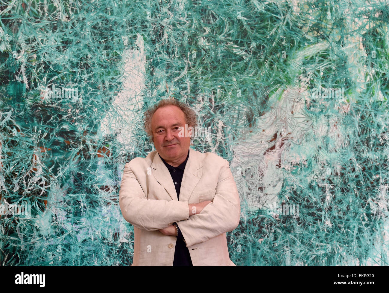 Künstler Braunschweig braunschweig deutschland 13 april 2015 norwegische künstler olav