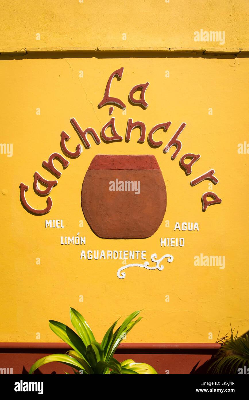 Canchanchara Stockfotos & Canchanchara Bilder - Alamy