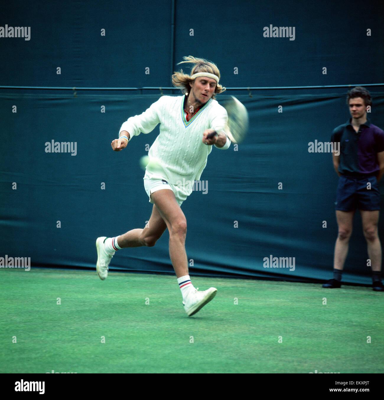 Björn Borg Wimbledon Stockfotos & Björn Borg Wimbledon