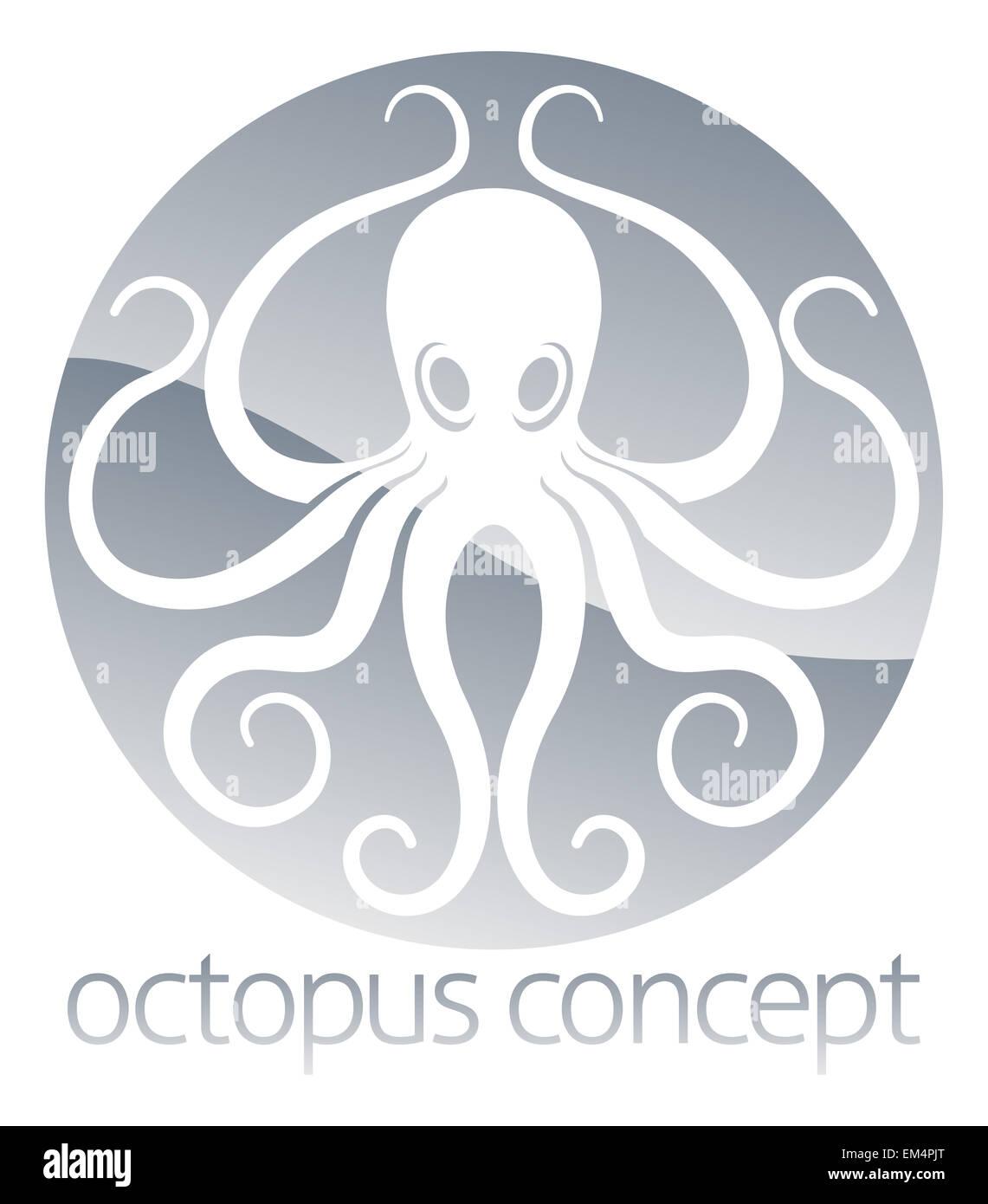 Fantastisch Realistische Oktopus Färbung Seite Galerie - Beispiel ...