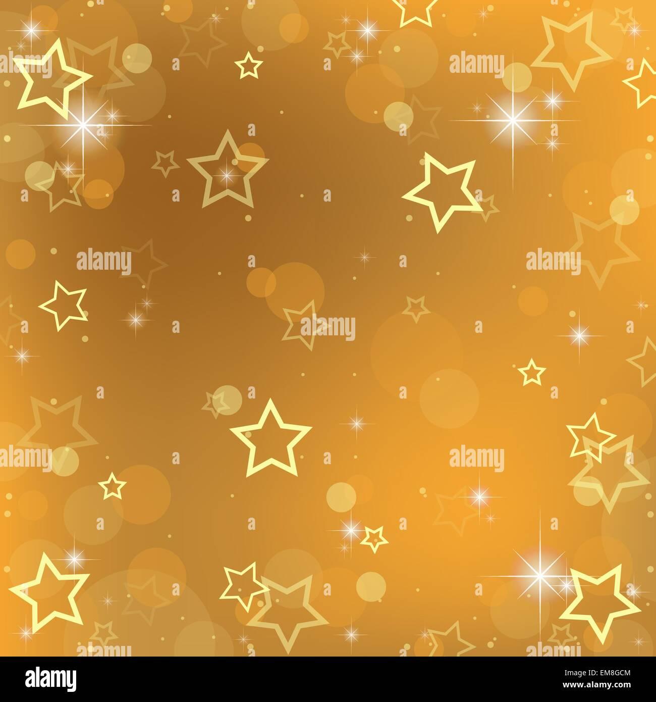 Sternen-Muster Stockbild