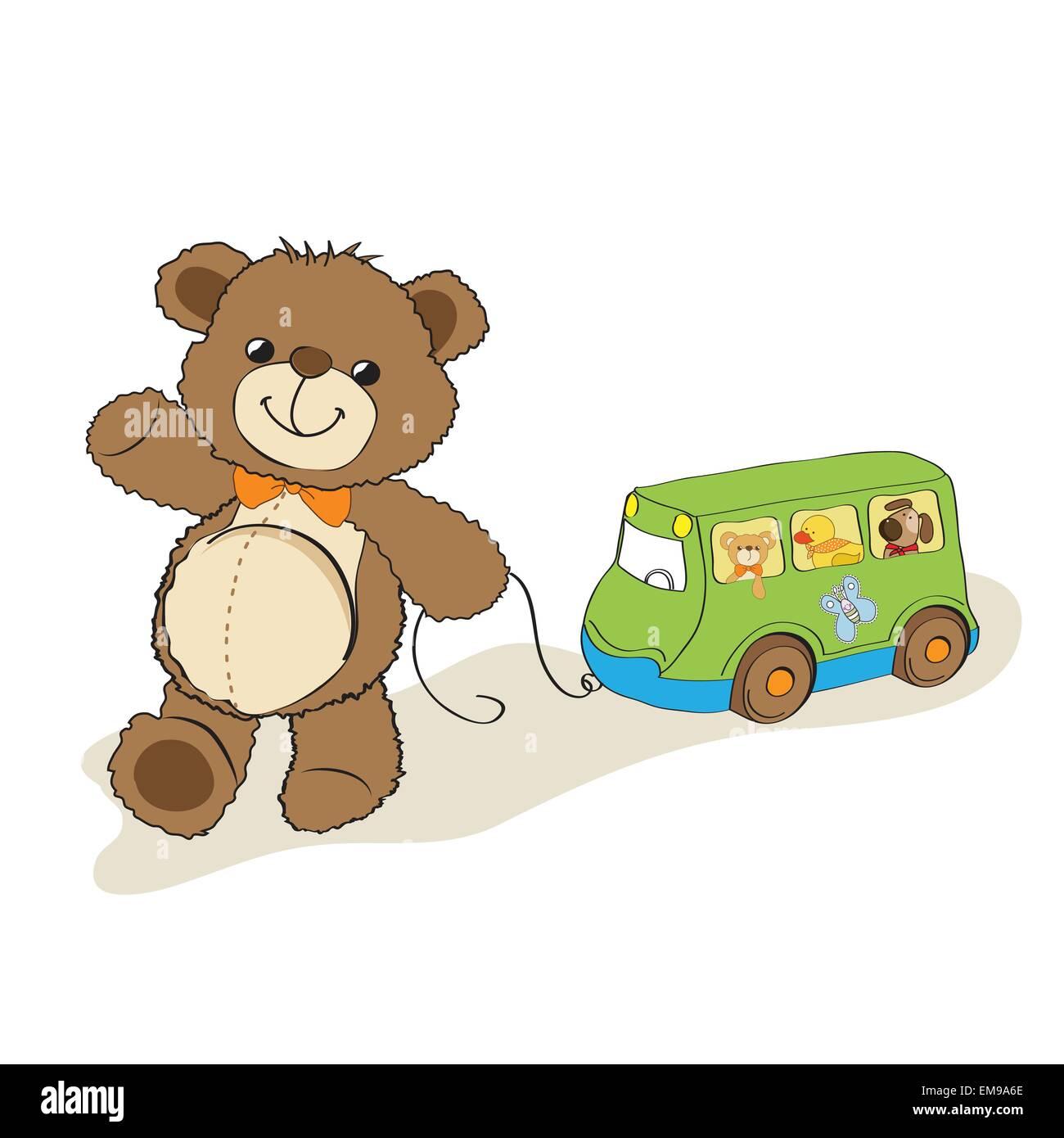Dog Teddy Bear Toy