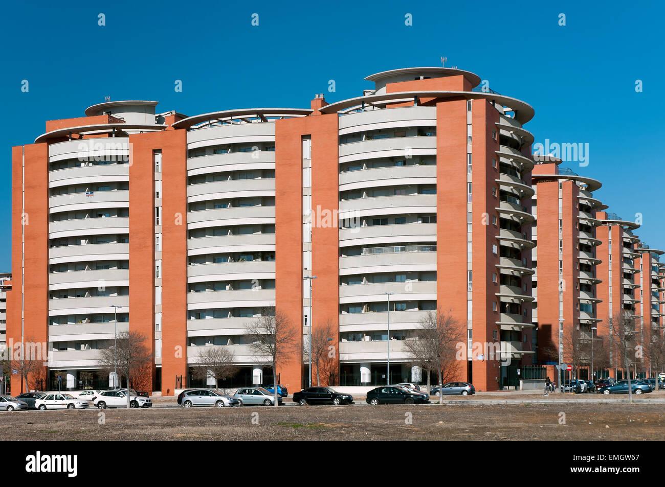 Urbanization stockfotos urbanization bilder alamy - Jardines de hercules sevilla ...