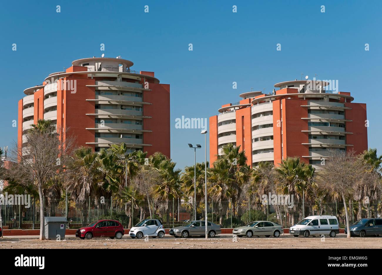 Urbanisierung stockfotos urbanisierung bilder alamy - Jardines de hercules sevilla ...