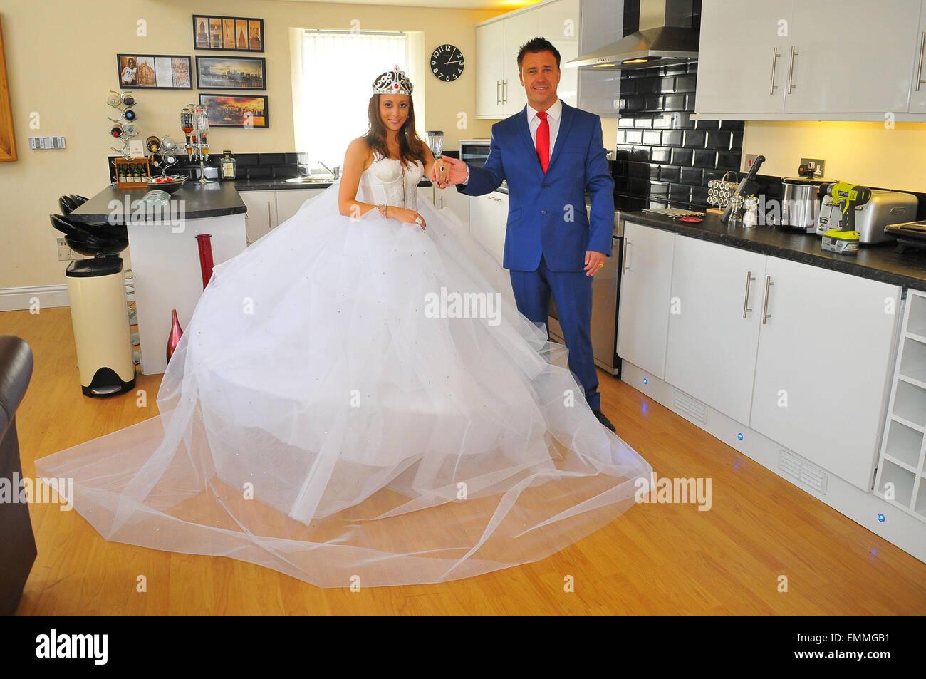 My Big Fat Gypsy Wedding Stockfotos & My Big Fat Gypsy Wedding ...
