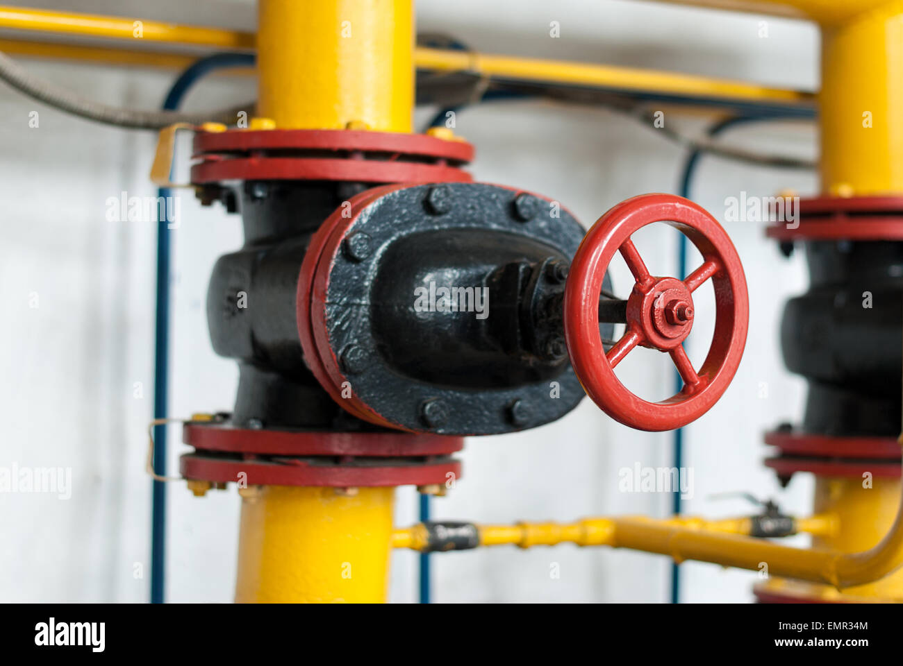 Gas Manometer Stockfotos & Gas Manometer Bilder - Alamy