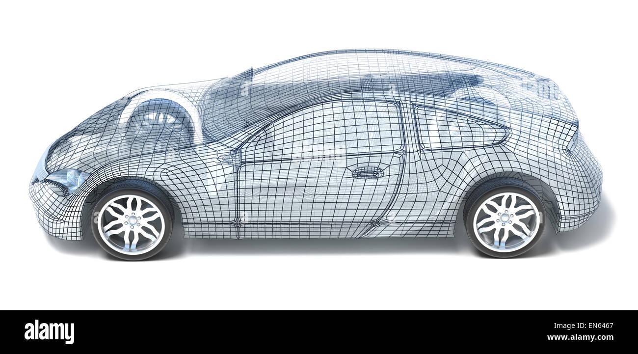 Gemütlich Elektrische Schaltung Des Autos Fotos - Elektrische ...