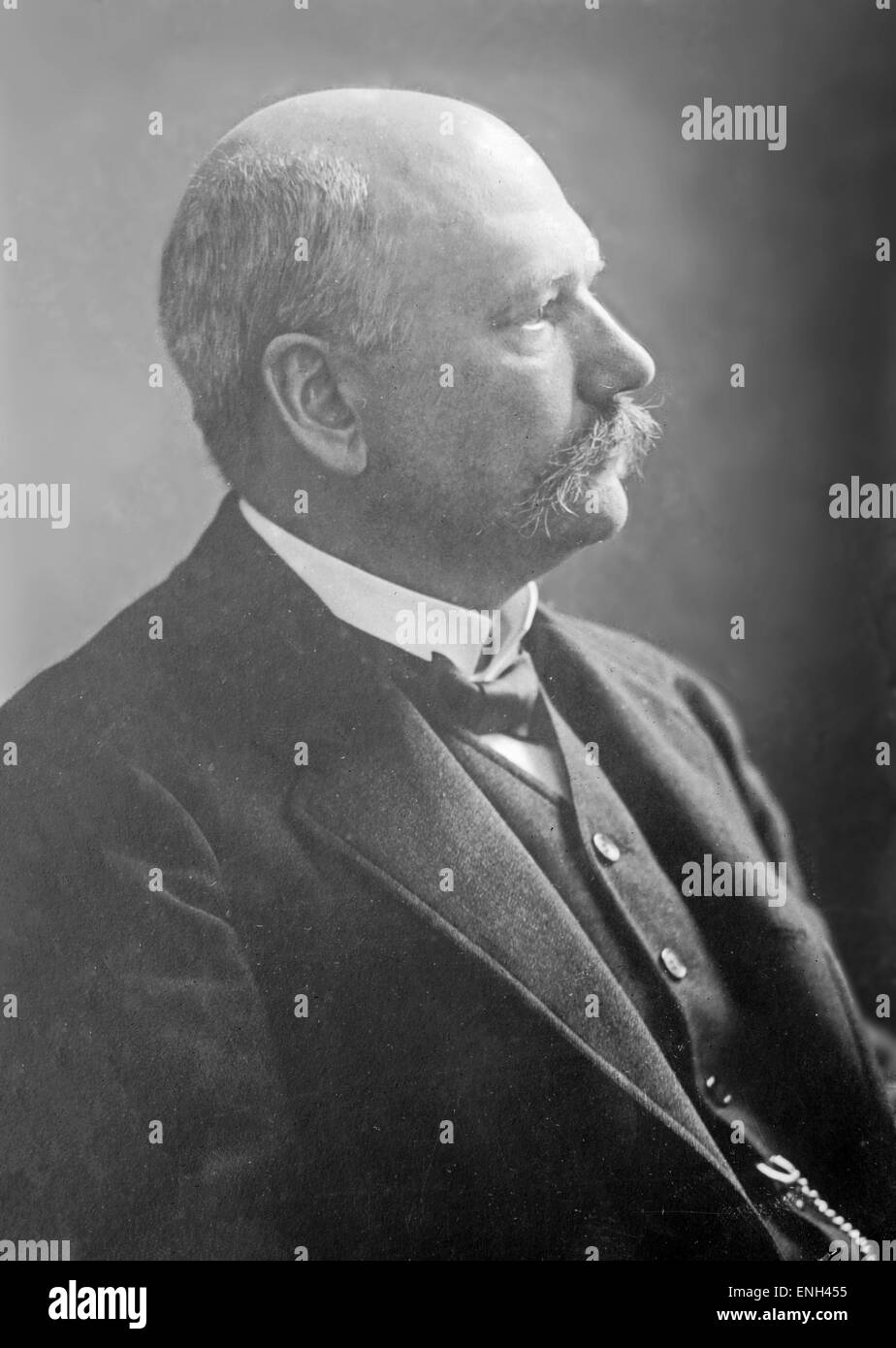 Albrecht Kossel, Ludwig Karl Martin Leonhard Albrecht Kossel, Gewinner des Nobelpreises für Physiologie oder Stockbild