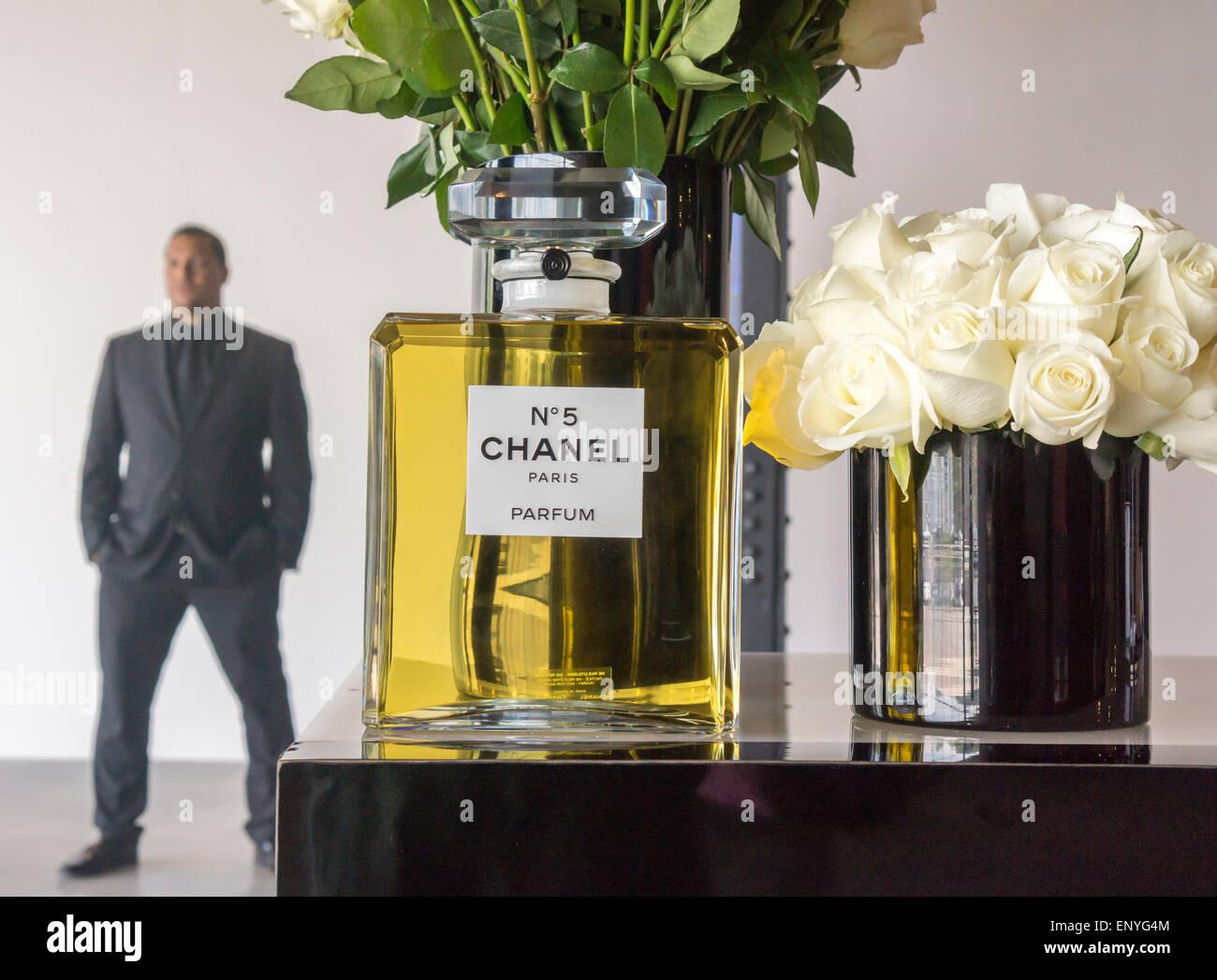 Vintage Chanel-Flaschen