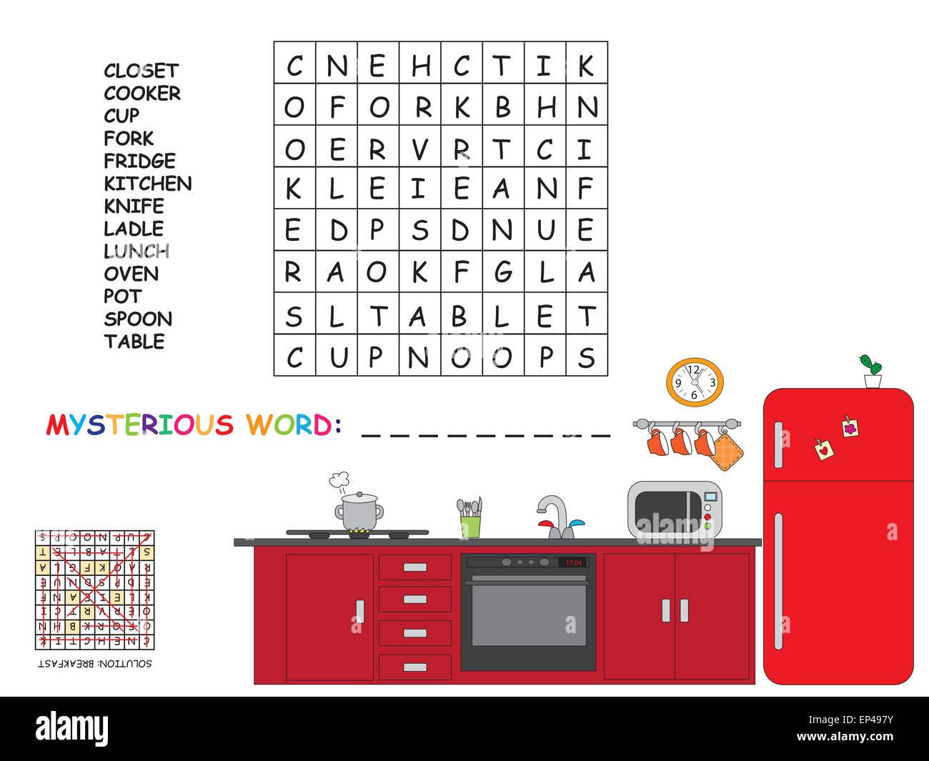 Wort Finden Buchstaben