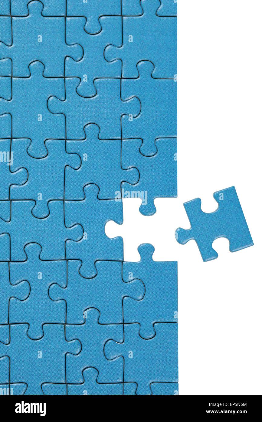 Konzept-Problem Und Lösung Im Business Stockbild