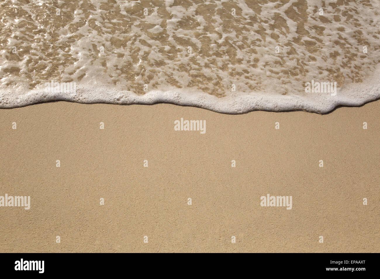 strand sand reise und meer hintergrund stockfoto bild. Black Bedroom Furniture Sets. Home Design Ideas