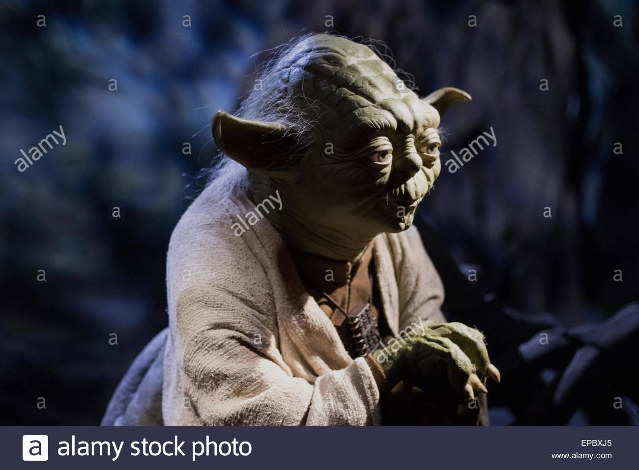 Yoda Film Stockfotos & Yoda Film Bilder - Alamy