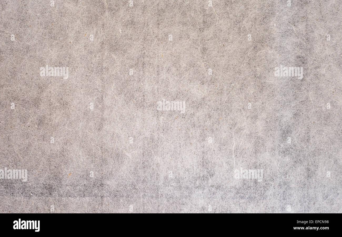 Textur des Vintage Reispapier mit Platz für Text oder Bild Stockbild