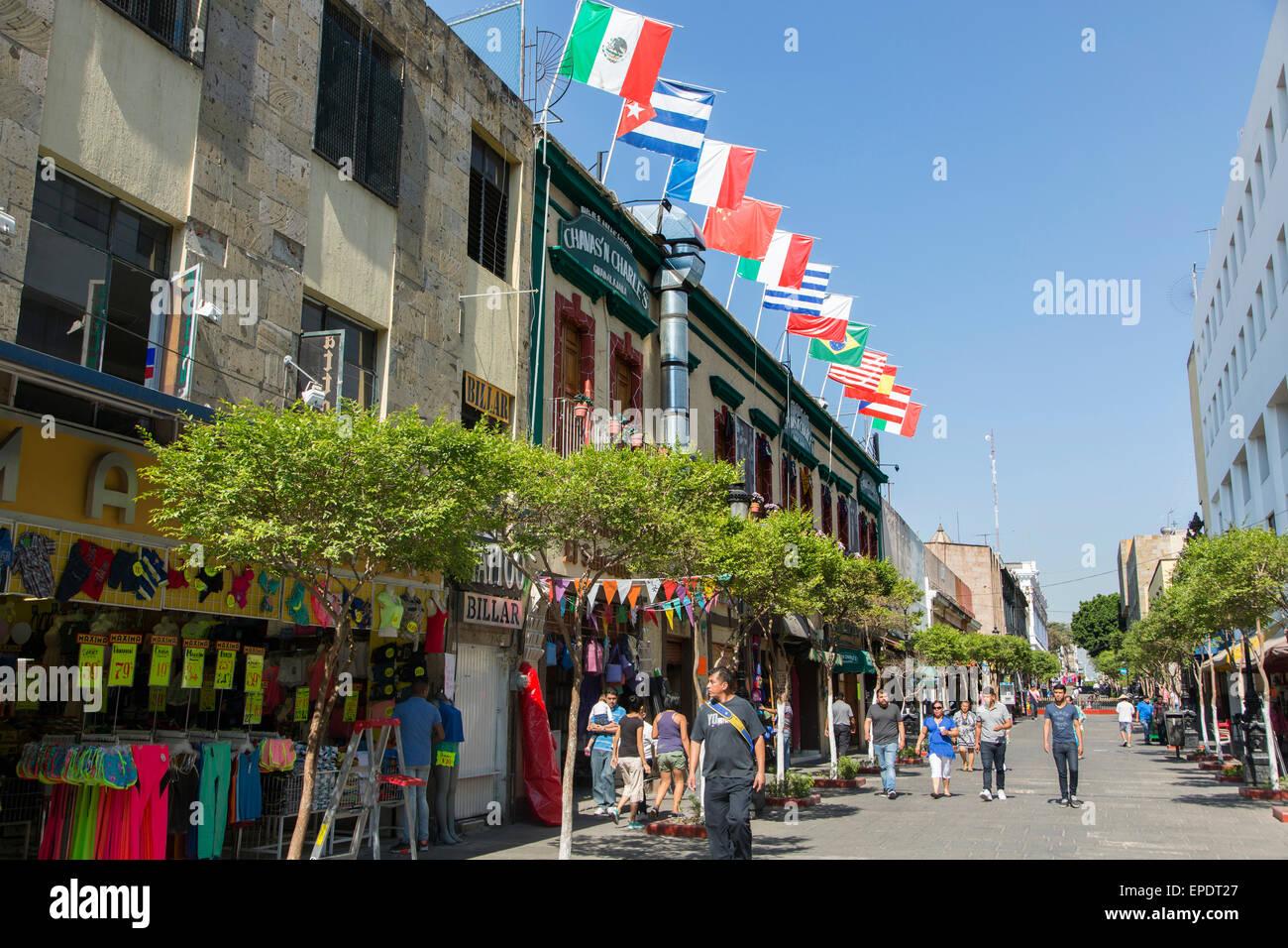 Guadalajara, Jalisco, Mexiko Stockbild