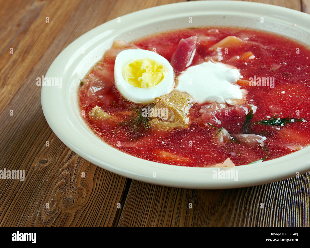 polnische rote bete suppe thermomix
