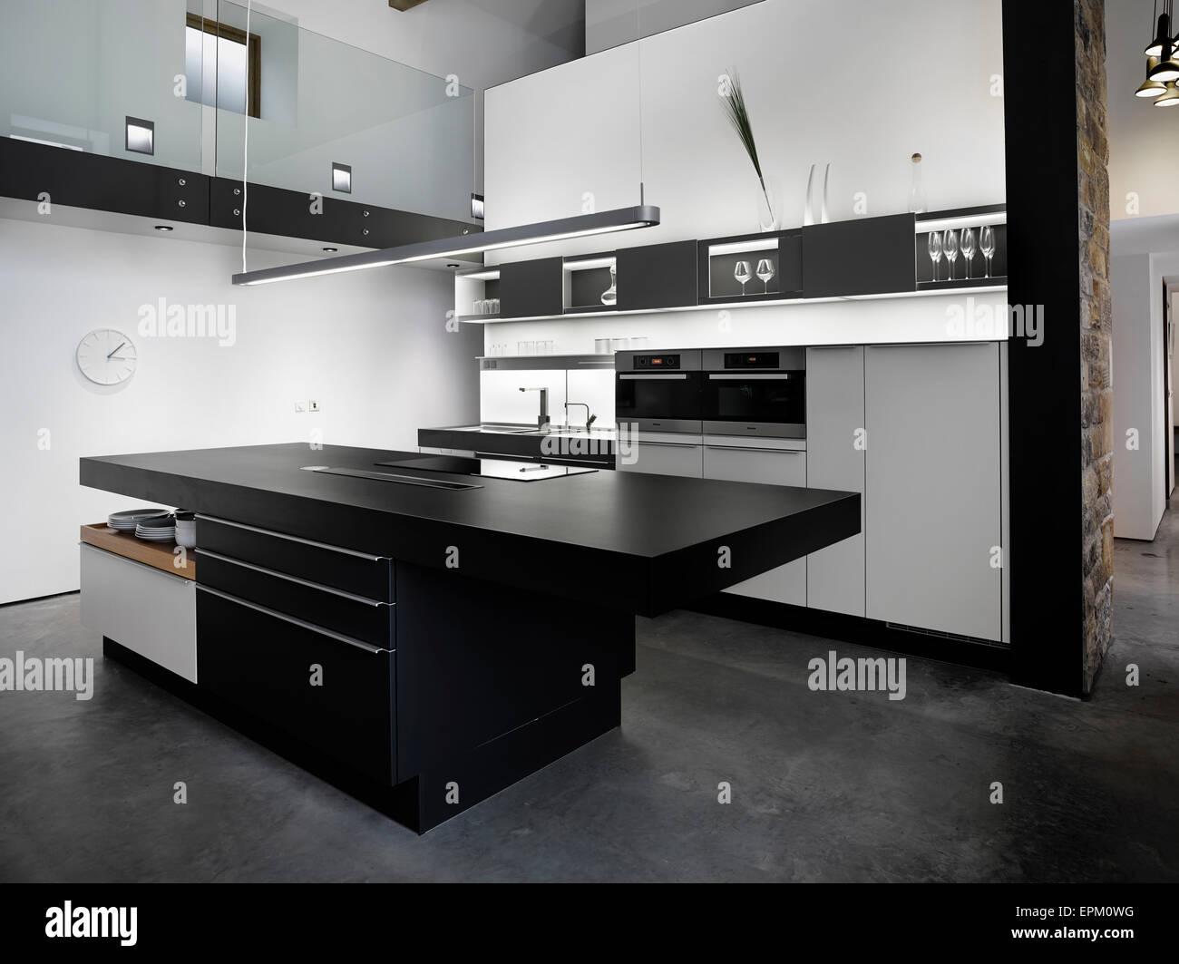 Niedlich Moderne Küche Inseln Uk Fotos - Ideen Für Die Küche ...