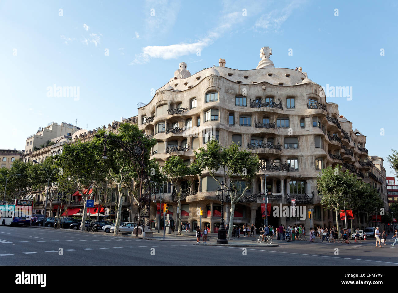 Anton gaud architect stockfotos anton gaud architect bilder alamy - Architekt barcelona ...