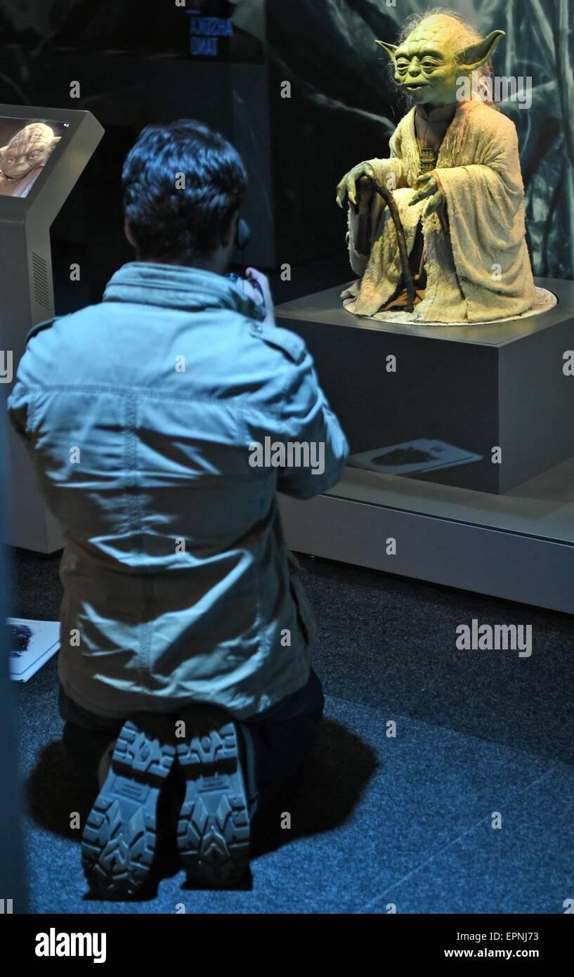 Master Yoda Stockfotos & Master Yoda Bilder - Alamy
