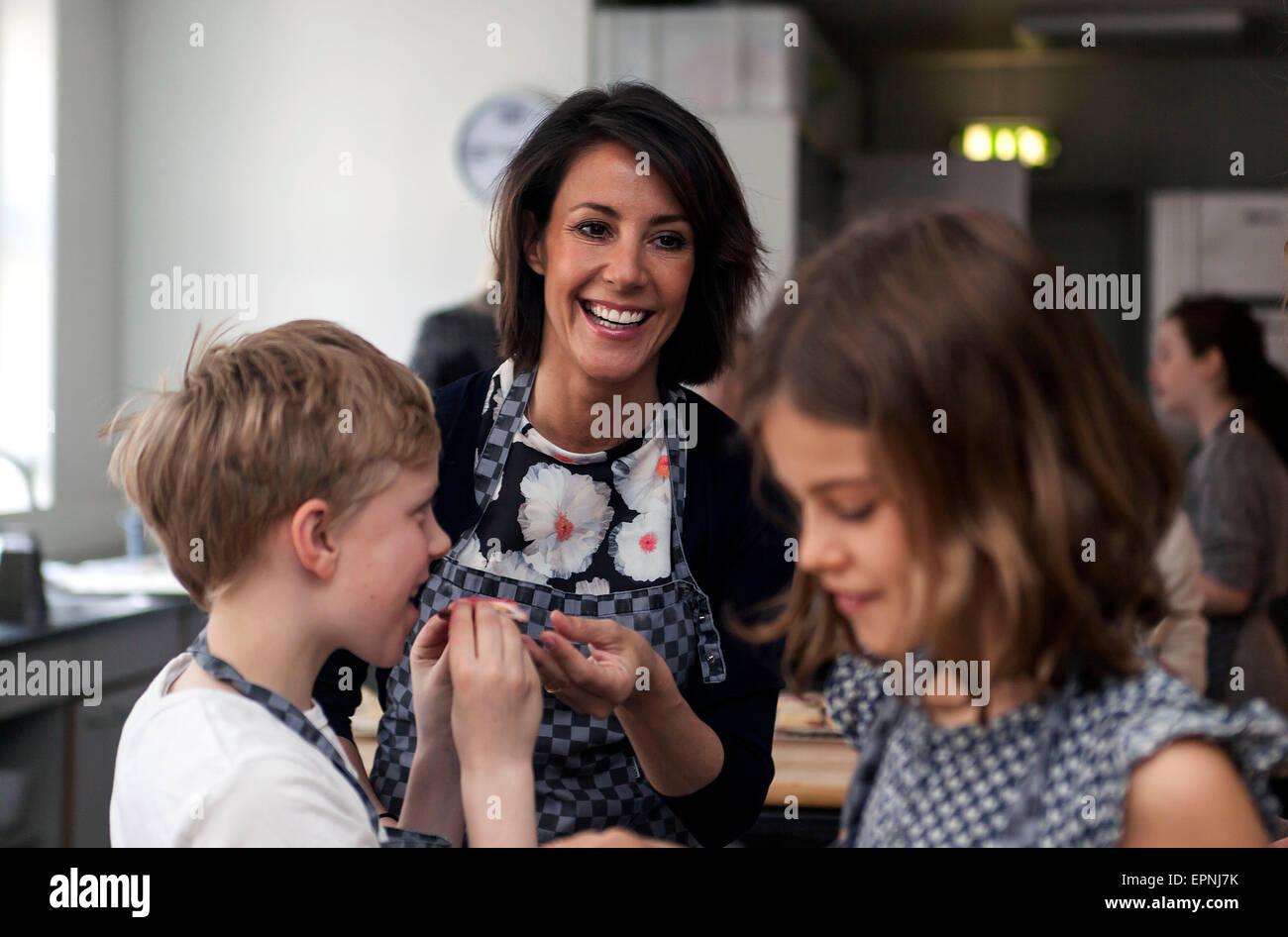 Princess Marie Stockfotos & Princess Marie Bilder - Alamy