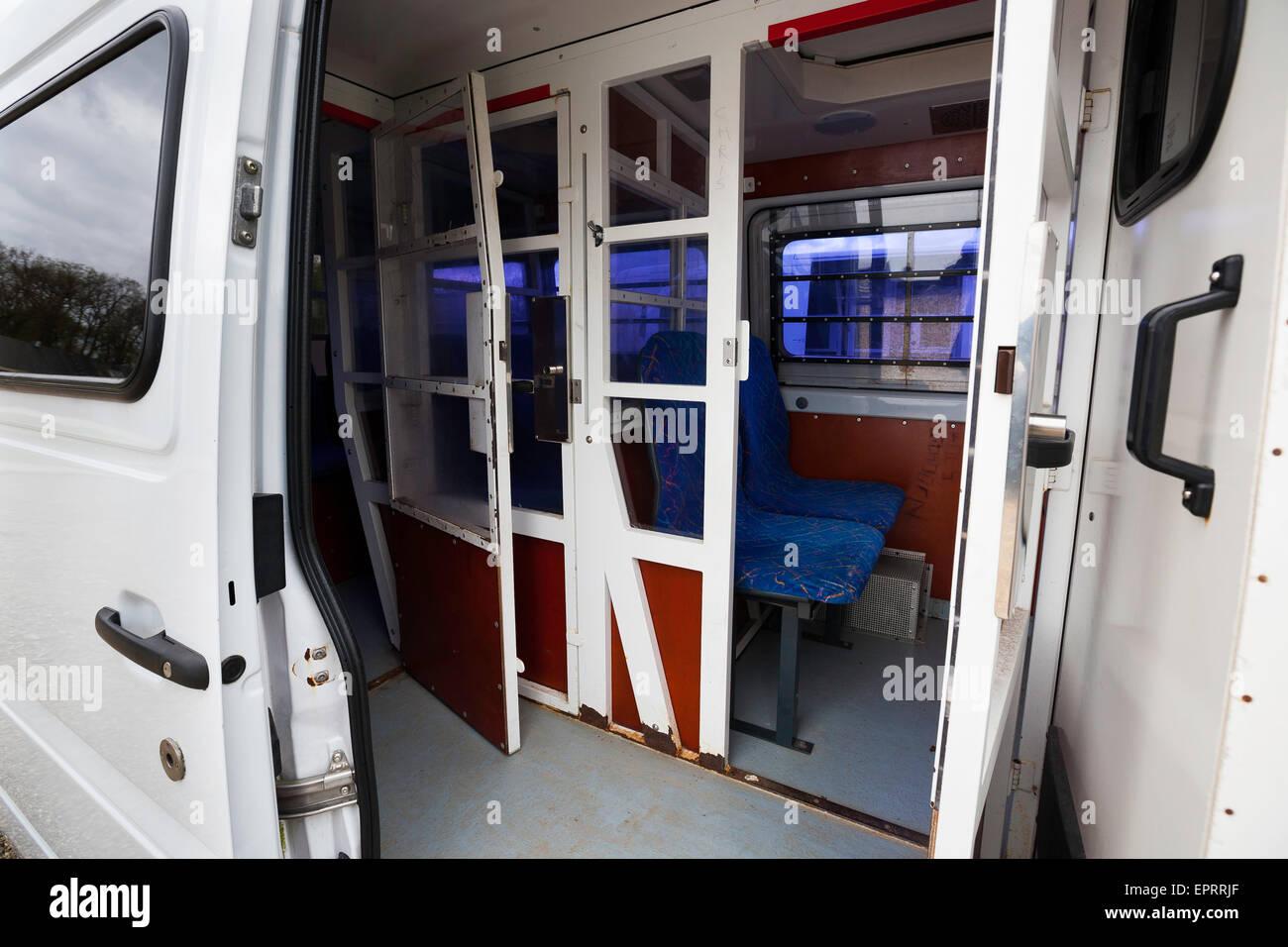 mercedes benz sprinter h ftling transport van im. Black Bedroom Furniture Sets. Home Design Ideas