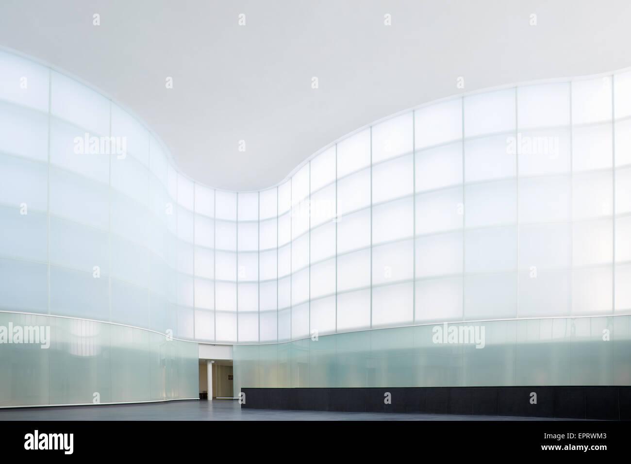 Mudec, Museo Delle Culture, ethnographisches Museum Innenraum Stockbild