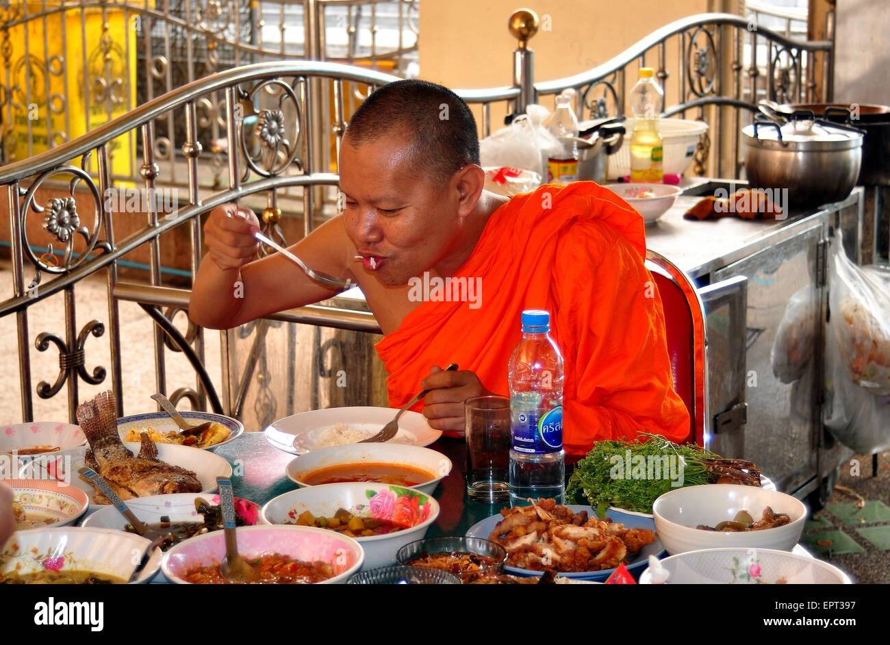 Buddhist Food And Diet