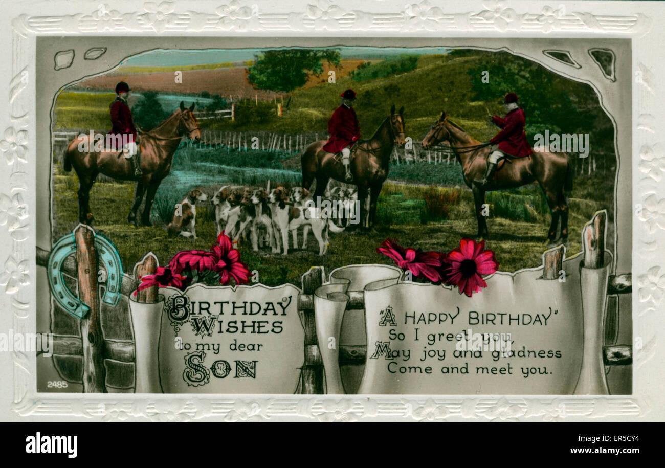 Geburtstags Grüße Stockfotos Geburtstags Grüße Bilder Alamy