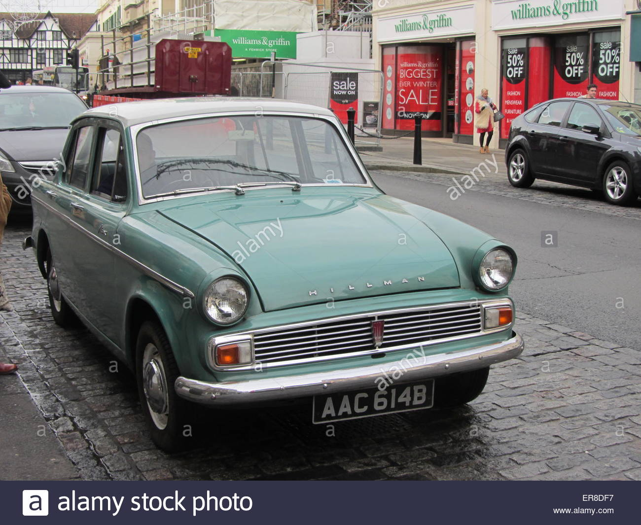 hillman car stockfotos hillman car bilder alamy. Black Bedroom Furniture Sets. Home Design Ideas