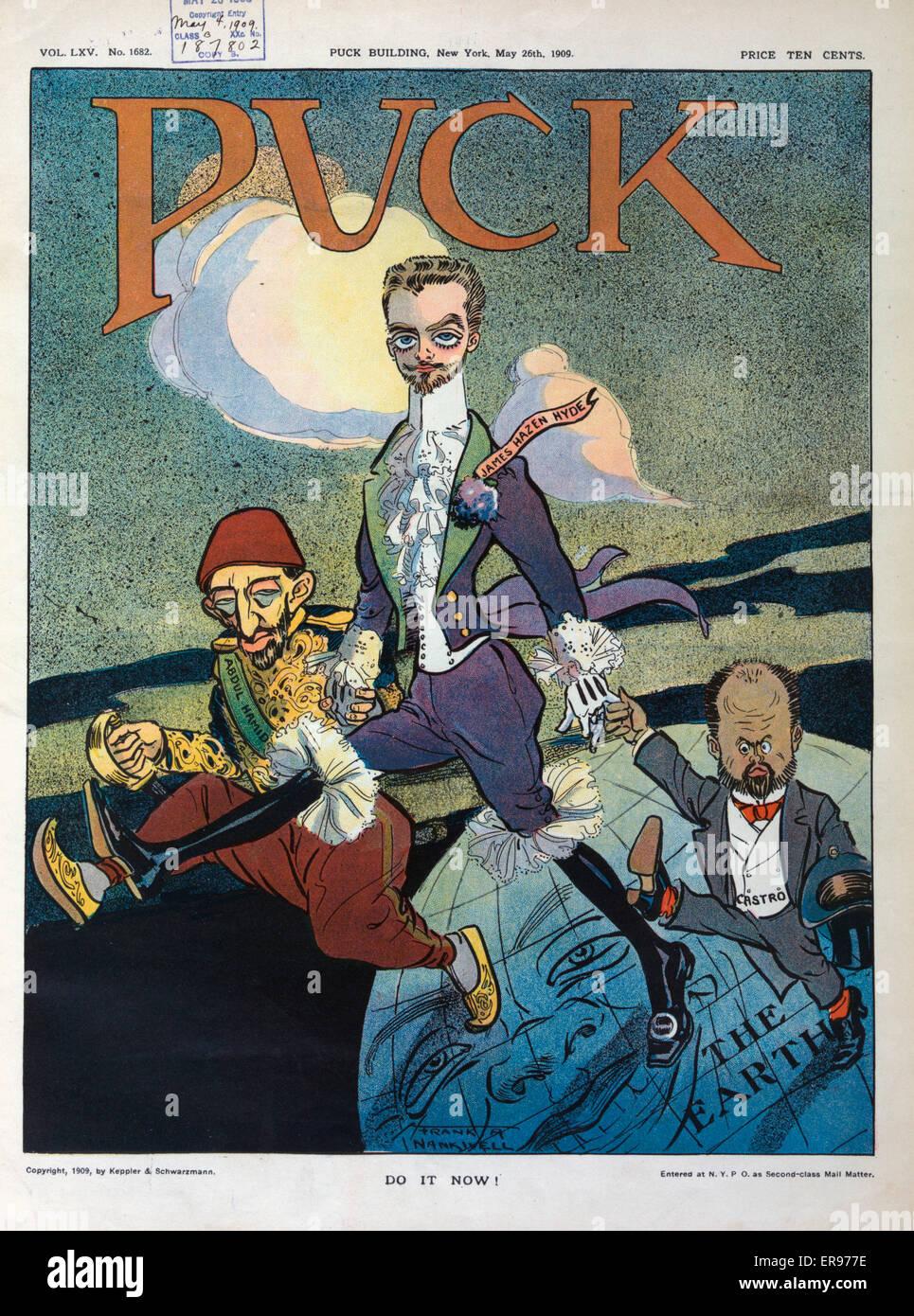 Puck Magazine Stockfotos & Puck Magazine Bilder - Seite 9 - Alamy