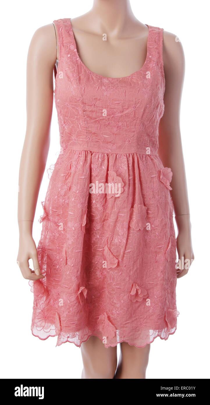 Pink Party Dress Stockfotos & Pink Party Dress Bilder - Alamy